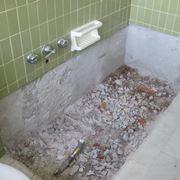 Sostituzione di una vasca da bagno