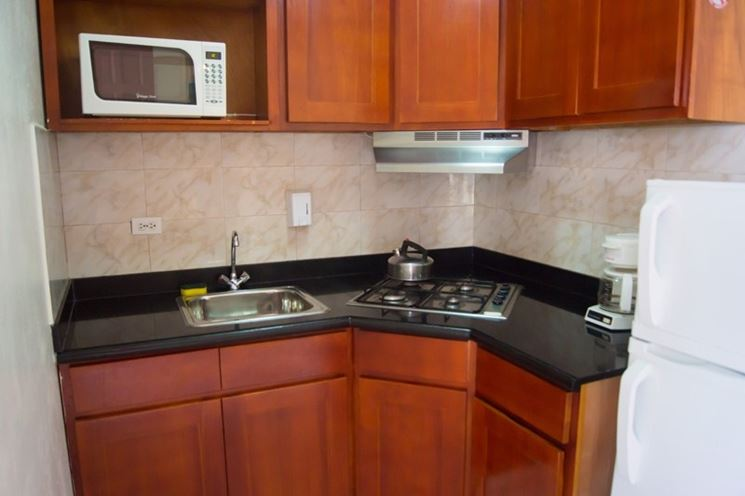 Angolo cottura in soggiorno - La cucina - Consigli per costruire l ...