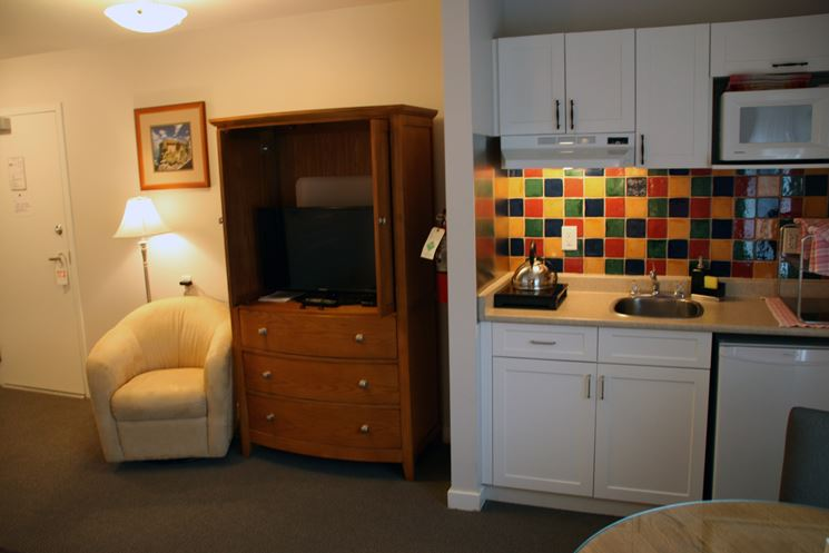 Angolo cottura in soggiorno - La cucina - Consigli per costruire langolo...