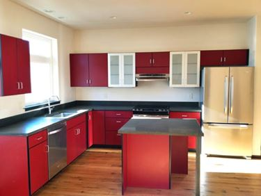 cucina moderna piccola