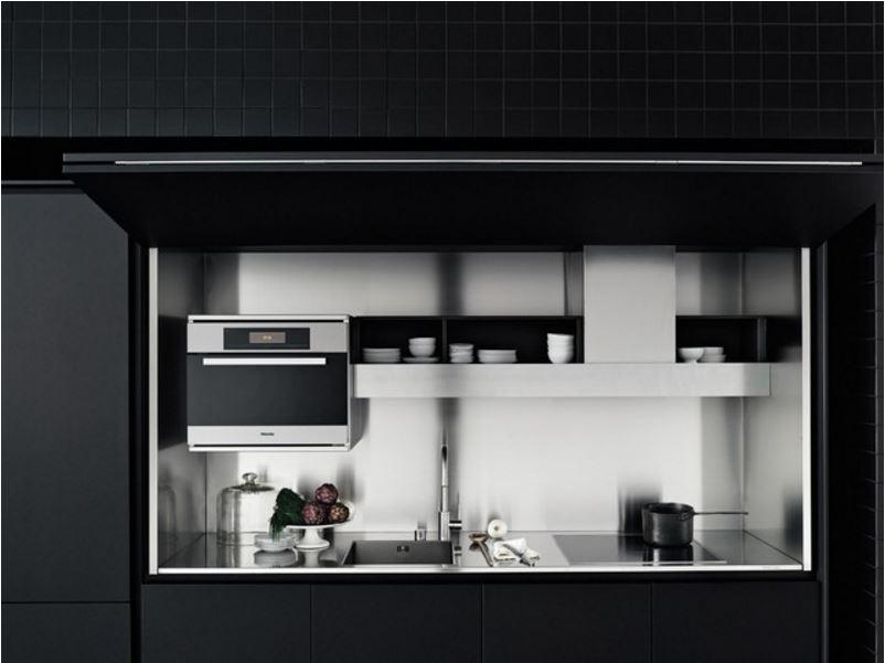 ... delle cucine a scomparsa - La cucina - Cucine a scomparsa