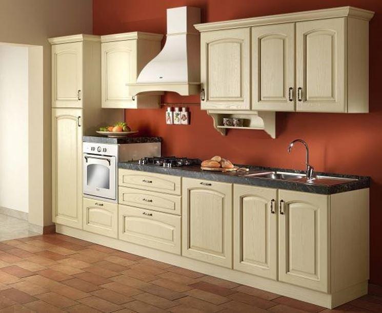 Caratteristiche delle cucine in arte povera - La cucina - Cucine ...