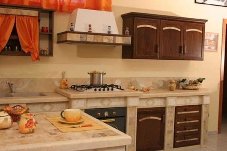 Cucine Moderne Particolari: Cucina moderna n.