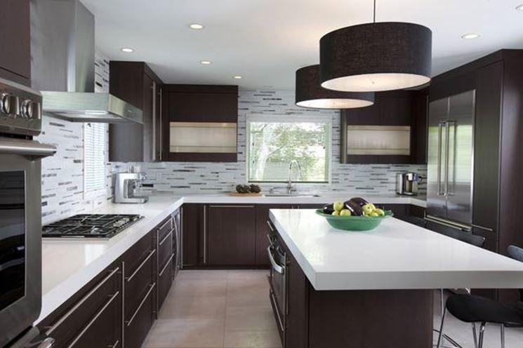 Come allestire una cucina moderna - La cucina - Come allestire una ...