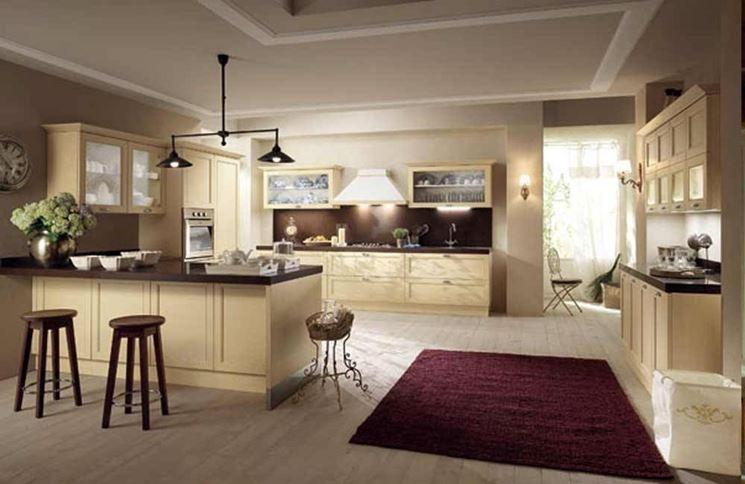 Come arredare una cucina la cucina consigli per - Come pitturare i mobili della cucina ...