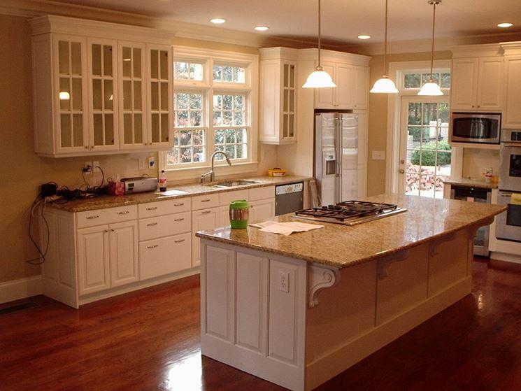 Come scegliere i mobili per cucine - La cucina - Come scegliere i ...