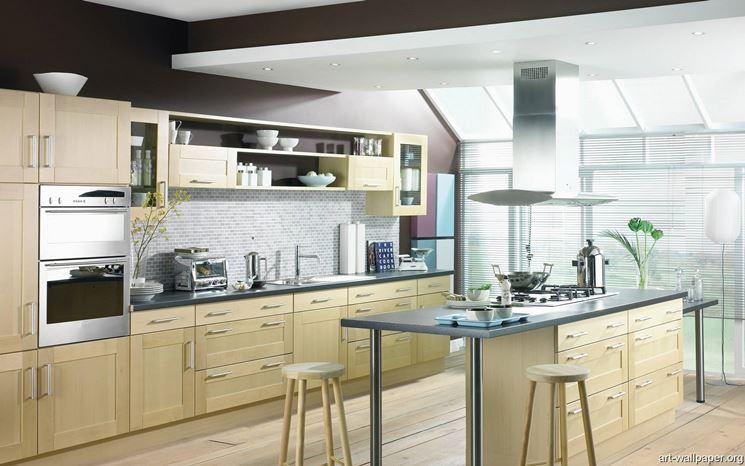 In una cucina perfetta lo spazio è molto importante