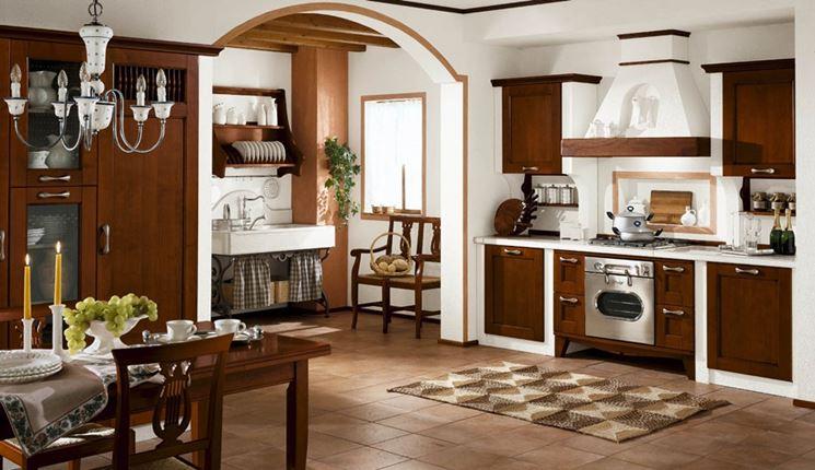Casa moderna roma italy cucine in muratura moderne fai da te - Cucine in muratura rustica ...