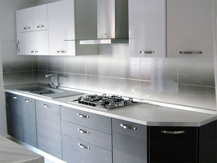 Cucina moderna laccata