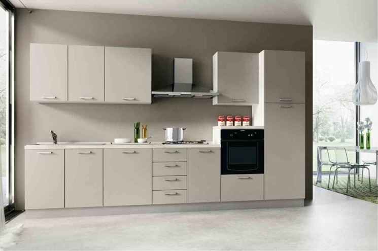 Best Cucine Modulari Economiche Contemporary - Ideas & Design 2017 ...