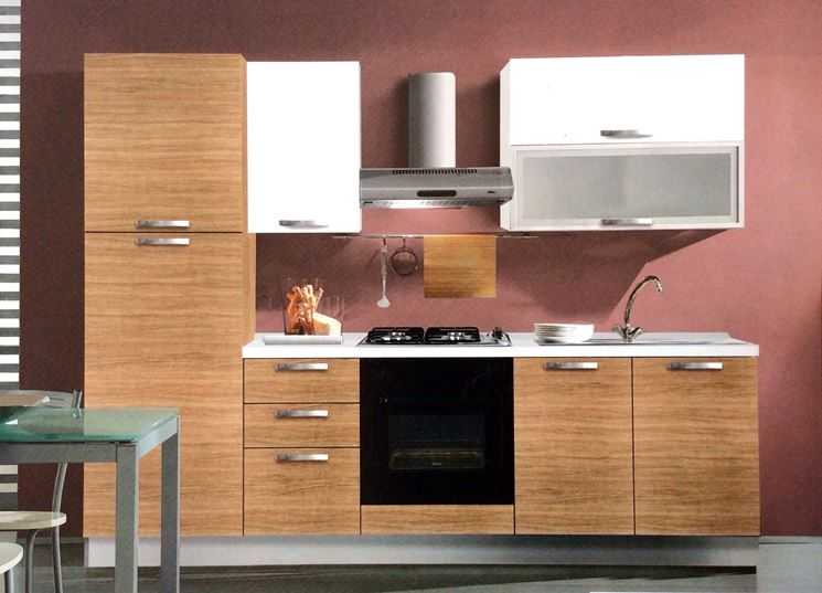 Beautiful Cucine Componibili Economiche Roma Pictures - Ideas ...
