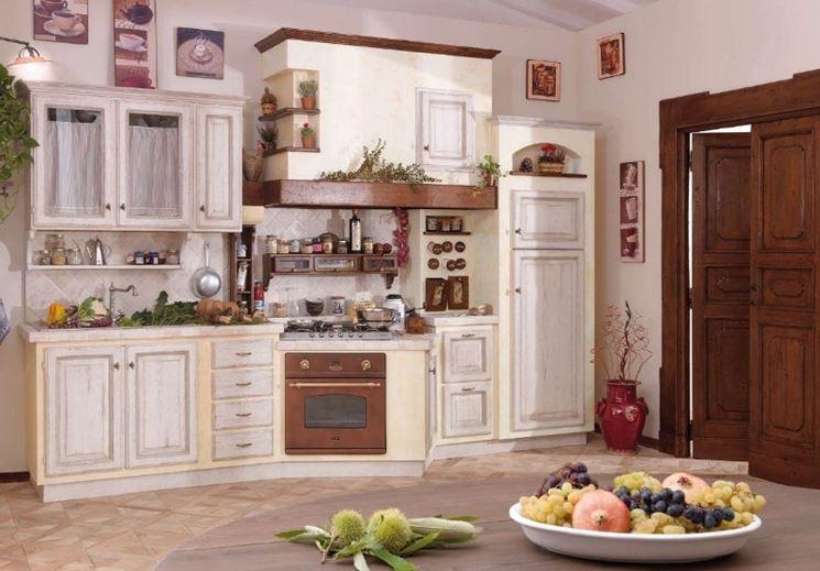 Cucine in finta muratura la cucina costruire una - Fai da te cucina in muratura ...