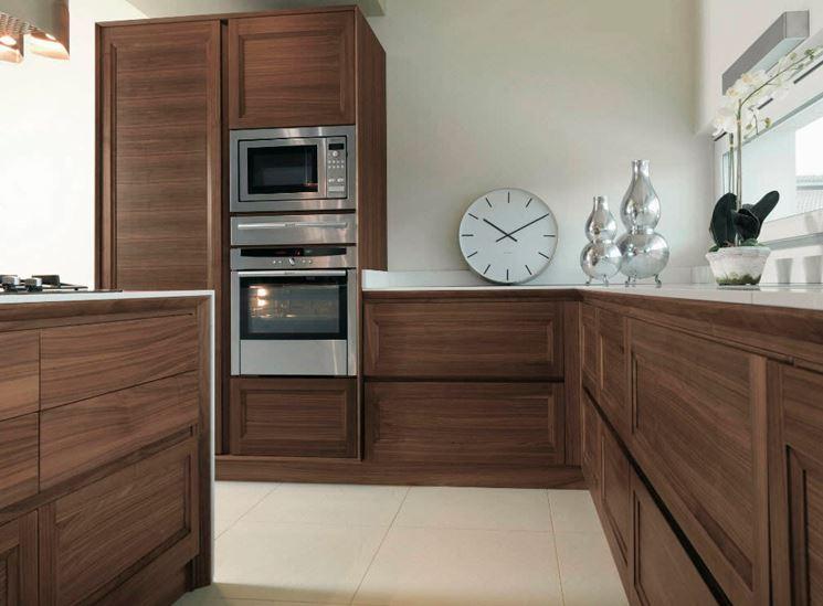 Cucine moderne in legno la cucina le principali cucine - Cucine in legno chiaro ...