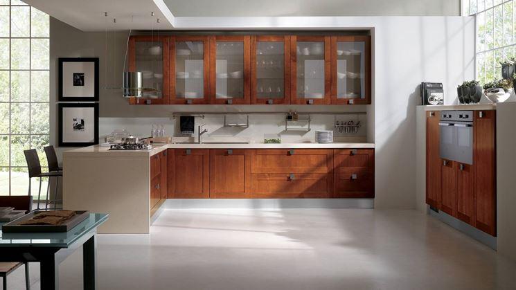 Cucina Scavolini modello Carol
