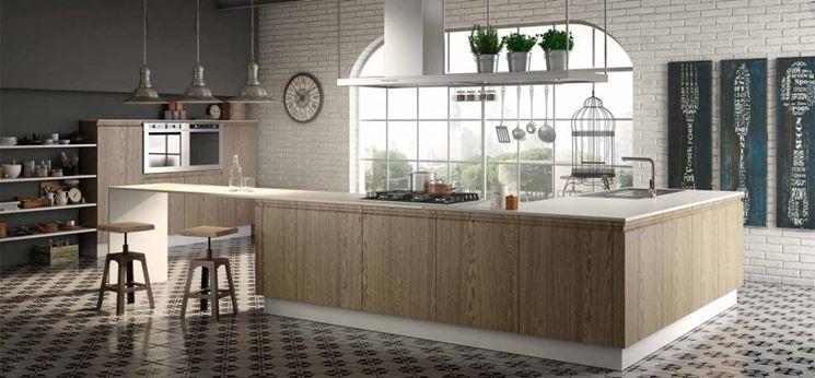 Migliori Marche Di Cucine Italiane. Cucine In Stile Industriale ...