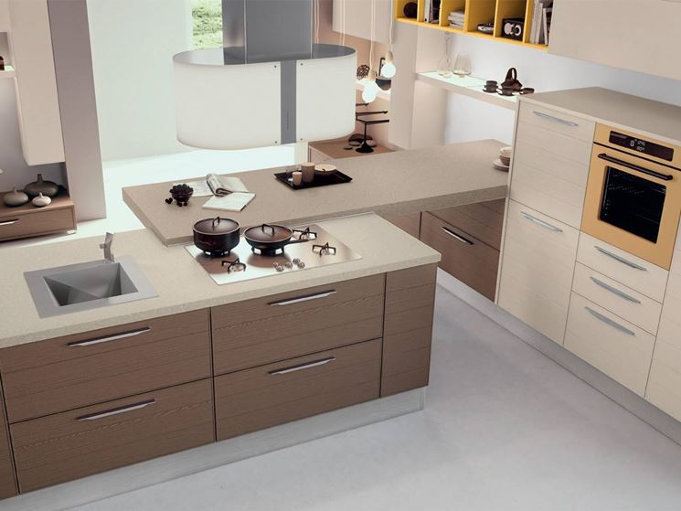 Cucina design innovativo
