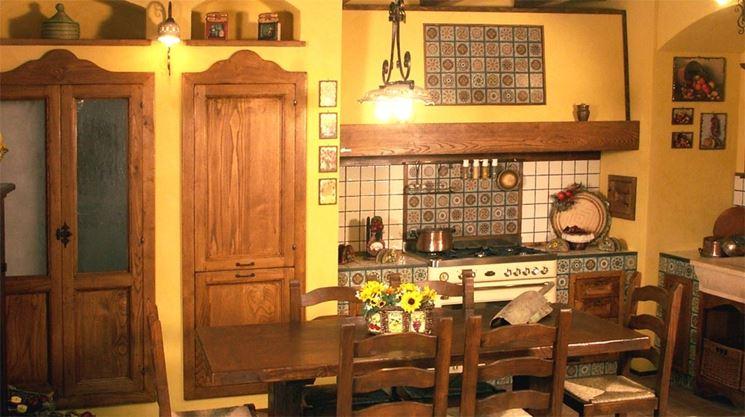 mobili per cucina in muratura - La cucina - i principali mobili per ...