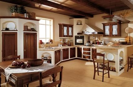 Mobili Per Cucina In Muratura La Cucina I Principali