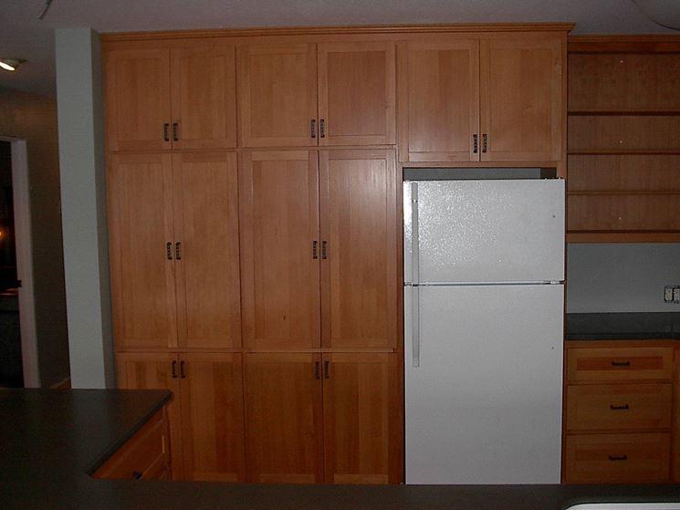 La determinazione dell'altezza delle basi e dei pensili è fondamentale per la realizzazione di una cucina funzionale