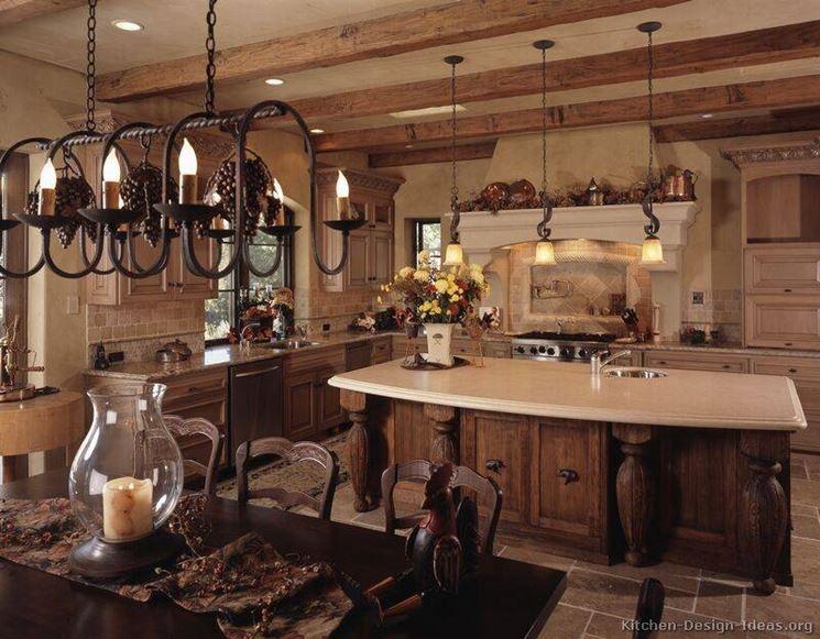 Scegliere Cucine Country La Cucina Perch Scegliere Cucine Country Per La Propria Casa