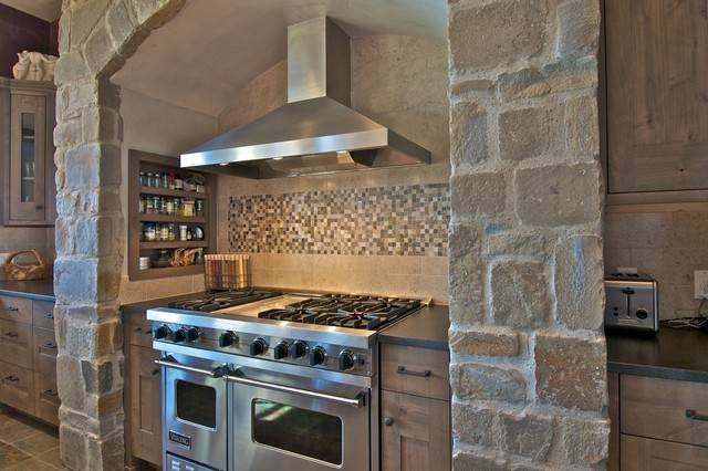 Disegno Piastrelle Cucina : Vantaggi della cucina in muratura - La ...