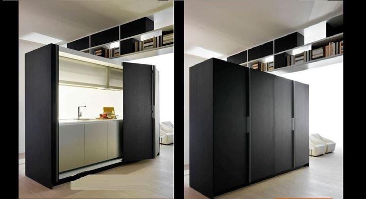 Vantaggi delle cucine monoblocco - La cucina - Cucine monoblocco