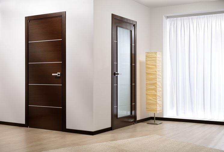 Misure porte interne - Le porte - Dimensioni porte