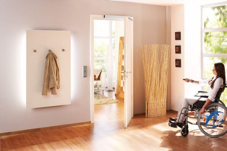 porte interne per disabili