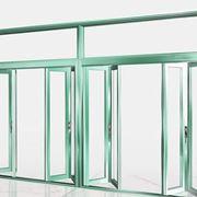 Le porte in alluminio - Montare una porta a soffietto ...