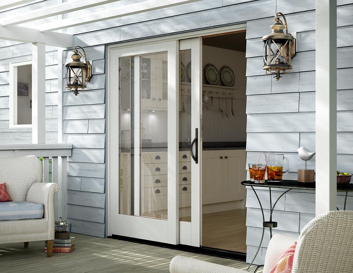 Picture idea 37 : Parete in cartongesso con porta scorrevole esterna ...