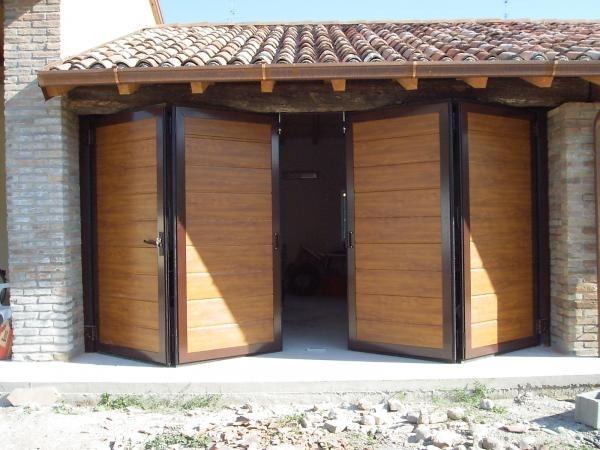 Porte garage prezzi le porte costo porte per il garage - Porta a soffietto costo ...