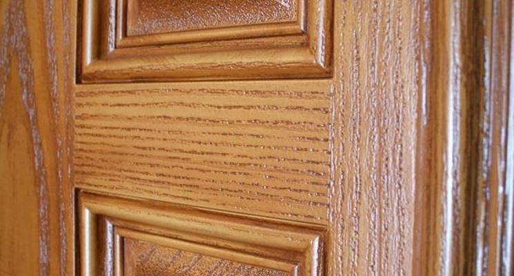 Porte In Legno Massello : Porte in legno massello le porte porte legno massello