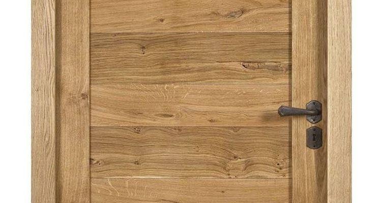 Porte in legno massello le porte porte legno massello - Modelli porte interne legno ...