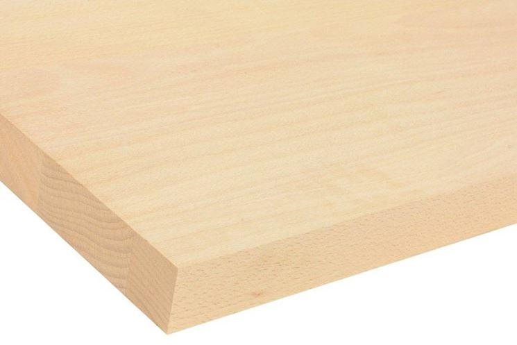 Tavole in legno massello