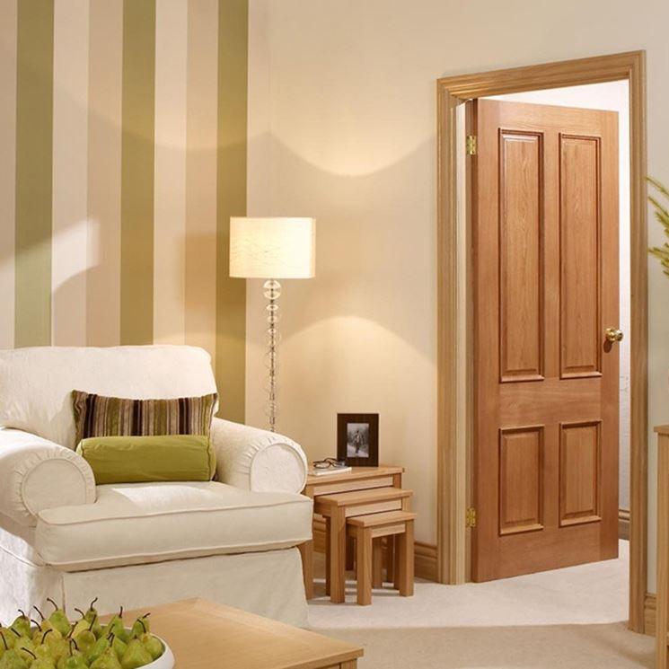 Porte in legno prezzi - Le porte - Prezzi porte in legno