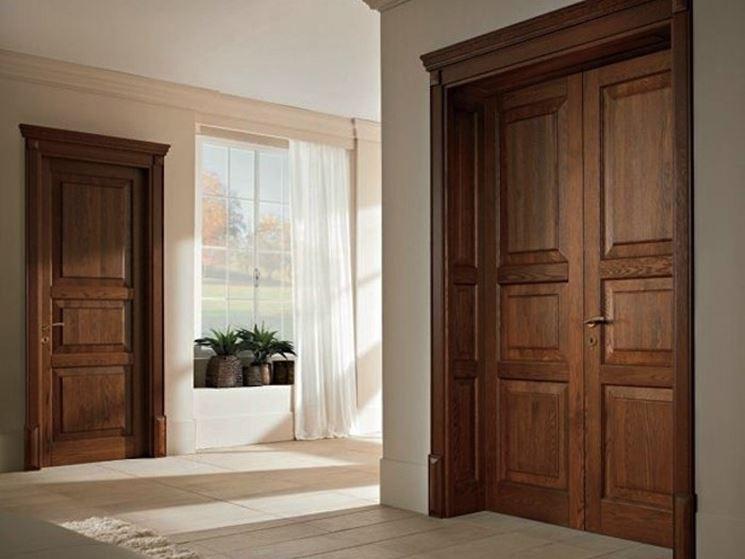 Porte in legno prezzi le porte prezzi porte in legno - Porte per casa prezzi ...
