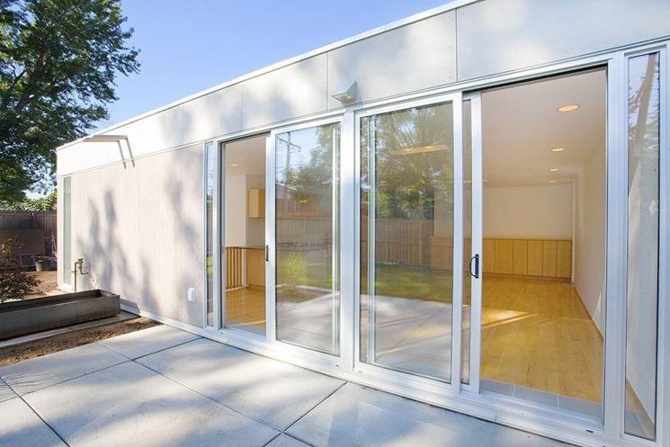 Porte in vetro fai da te - Le porte - Come realizzare delle porte ...