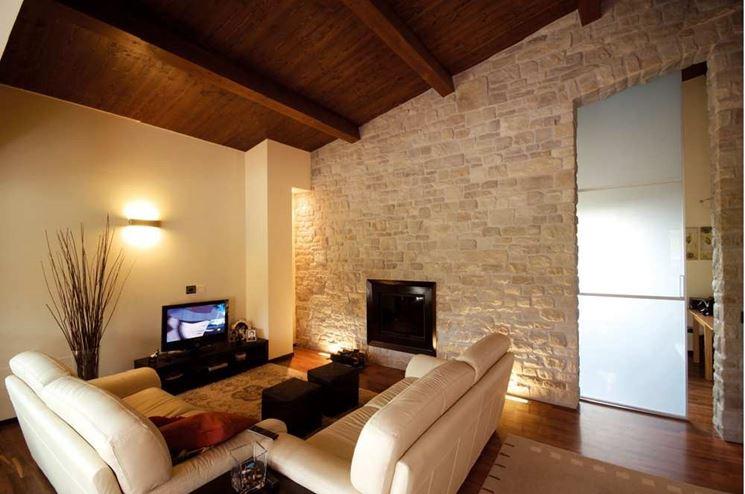 Casa ristrutturata con rifiniture di lusso