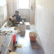Ristrutturazione della stanza da bagno