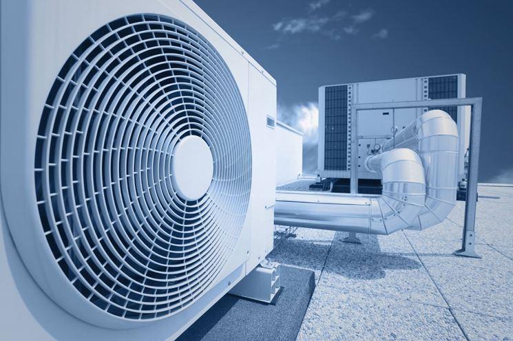 L'efficienza energetica deriva anche dall'uso di dispositivi di climatizzazione adeguati