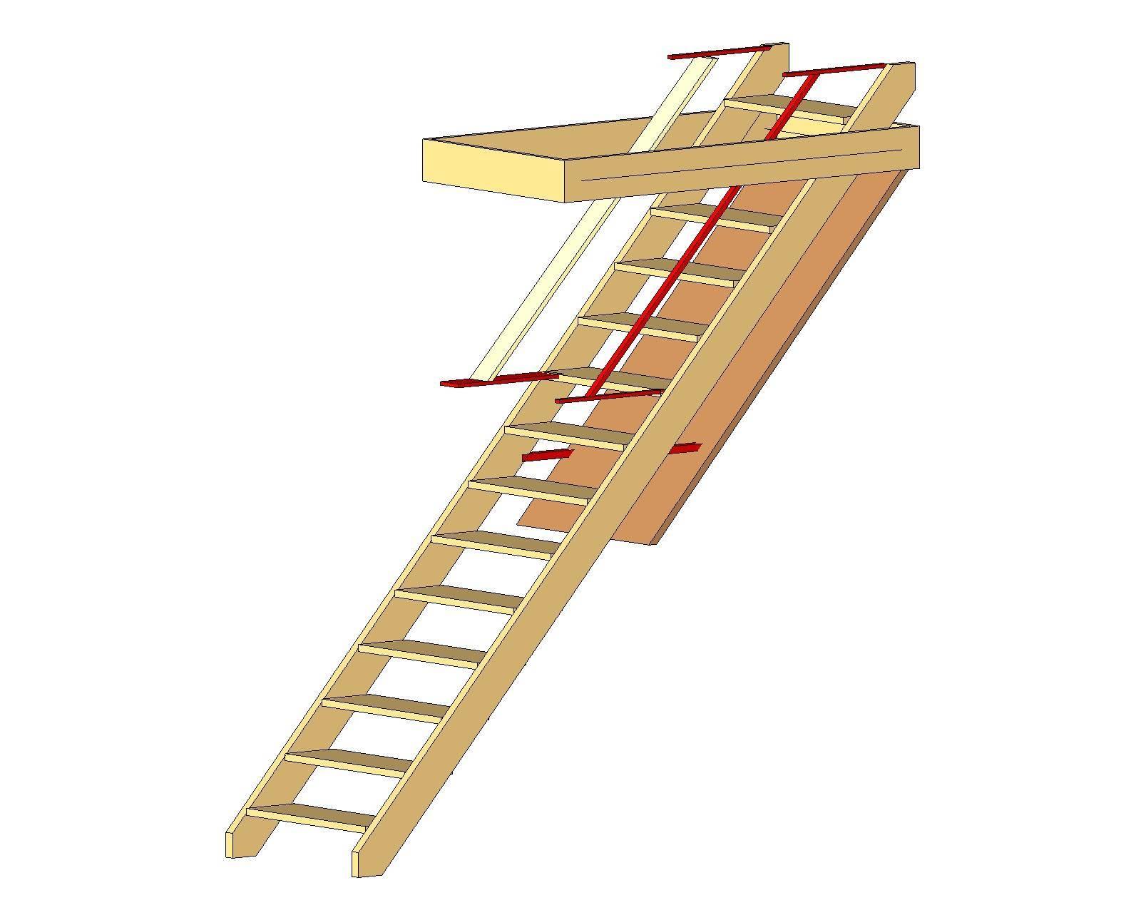 Come montare scale retrattili scale e ascensori lavori - Costi scale a chiocciola ...