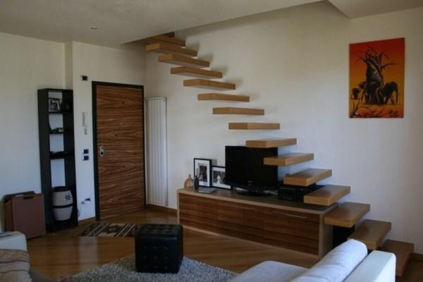 Come progettare le scale scale e ascensori progetti - Arredare scale interne ...