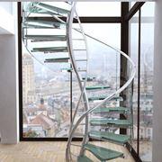 Scale e ascensori da interno for Costo medio a lato di una casa a 2 piani