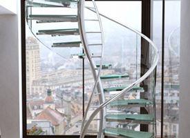 I vantaggi delle scale a chiocciola