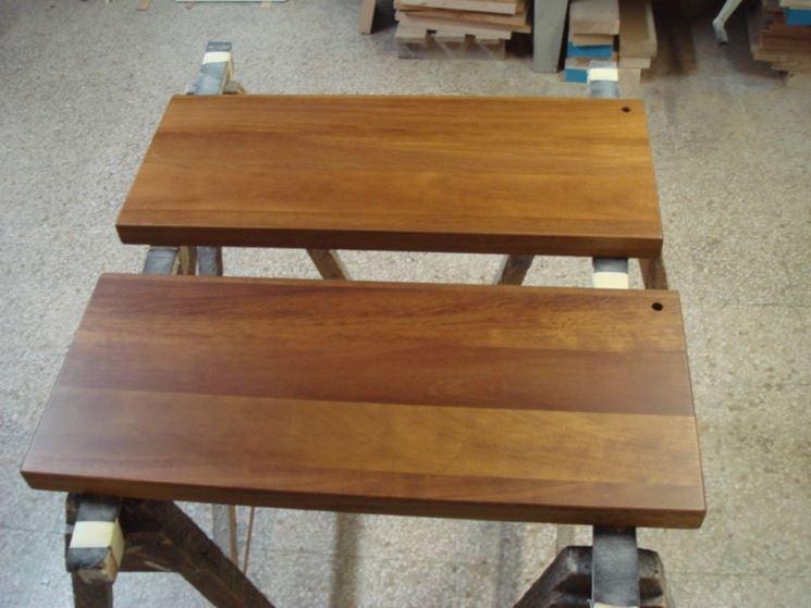 gradini in legno falegnameria