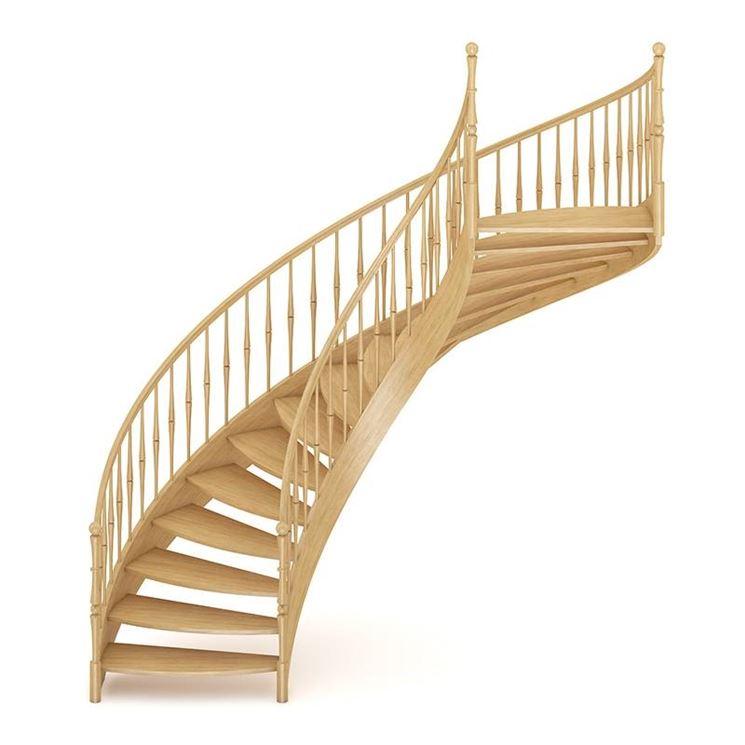 Scala in legno interna