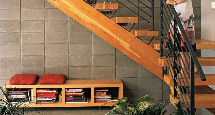 Modelli di scale per interni scale e ascensori modelli - Scale interno casa ...