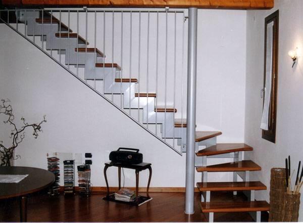 Progettazione scale interne scale e ascensori come funziona la progettazione scale interne - Immagini di scale interne ...