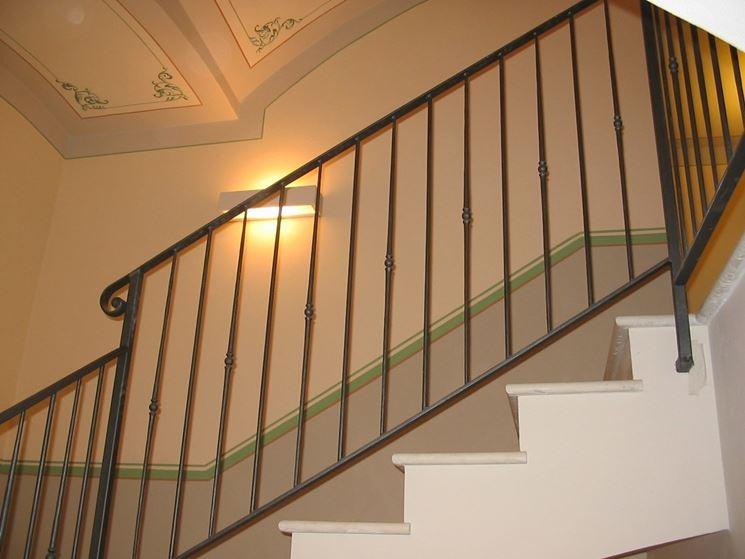 Ringhiere Scale Interne ~ Idee per il design della casa