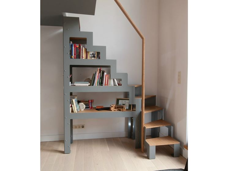 scala libreria design : Scala fai da te - Scale e ascensori - Come costruire una scala